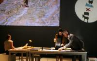 Crédit : DR  Il était une fois Germaine Tillion, un spectacle conçu et mis en scène par Xavier Marchand.