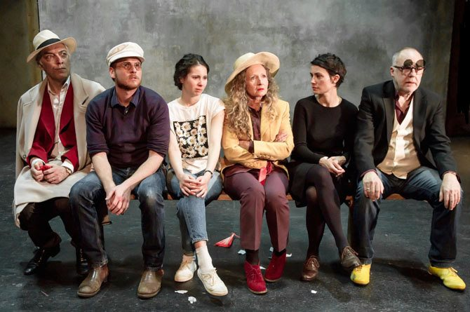 La Cerisaie - Critique sortie Théâtre Paris Théâtre du Soleil