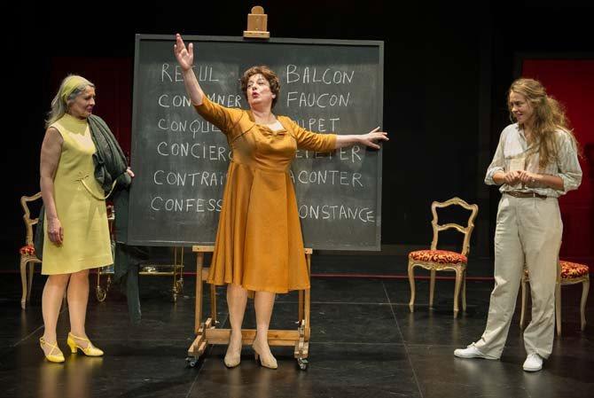 Les Femmes savantes - Critique sortie Théâtre Saint-Michel-sur-Orge Espace Marcel Carné