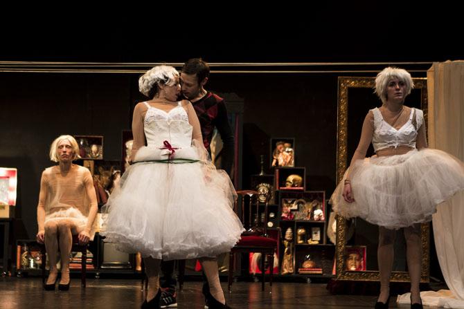Lettres persanes - Critique sortie Théâtre Paris Etoile du Nord