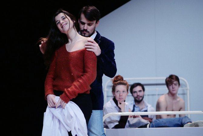 Maladie de la jeunesse - Critique sortie Théâtre Paris Théâtre de la Tempête