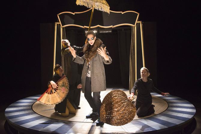 Festival Odyssées en Yvelines - Critique sortie Théâtre Sartrouville Théâtre de Sartrouville et des Yvelines