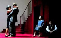 Qui a peur de Virginia Woolf ?, mis en scène par Alain Françon. Crédit : Dunnara Meas