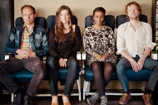 Eve Risser New Songs - Critique sortie Jazz / Musiques Pantin La Dynamo