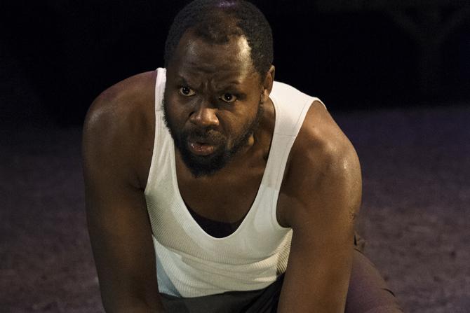 Terre noire - Critique sortie Théâtre Nice Théâtre National de Nice