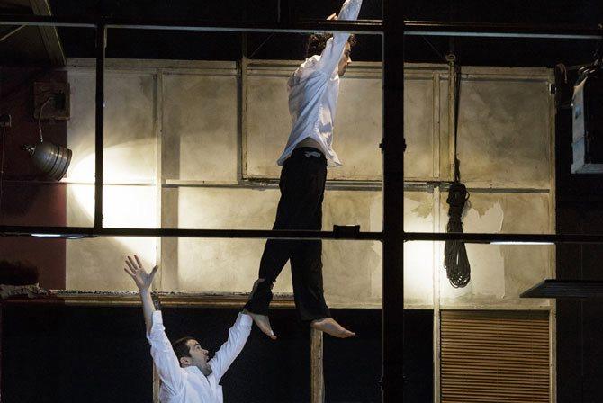 Fenêtres et Barons perchés - Critique sortie Théâtre Paris Le Monfort