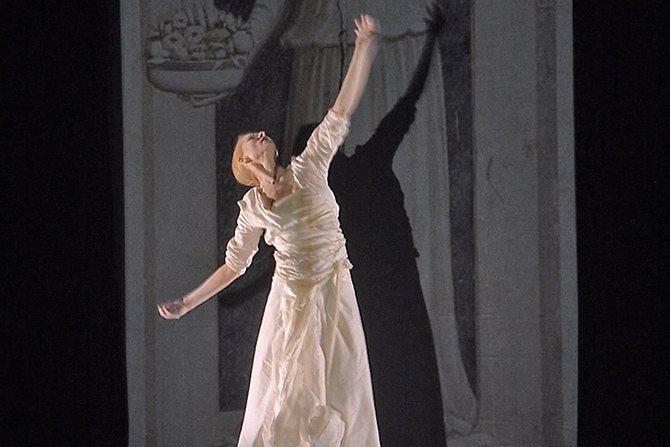 Giotto Solo - Critique sortie Danse Paris Centre des Monuments Nationaux