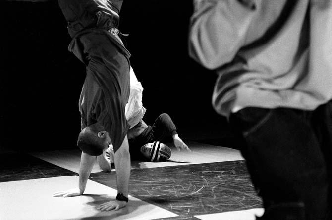 Hip hop et danse contemporaine : un mariage consommé - Critique sortie Danse
