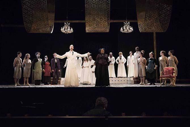 Iliade l'amour - Critique sortie Classique / Opéra Paris Conservatoire national supérieur de musique et de danse de Paris
