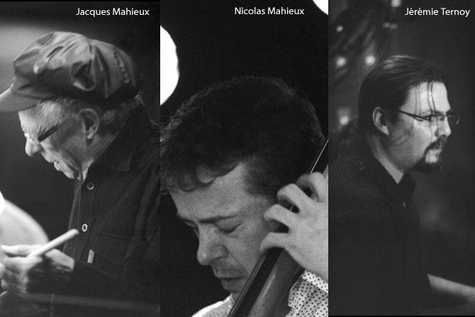 Le piano en mode trio - Critique sortie Jazz / Musiques Le Perreux-sur-Marne Centre des Bords de Marne