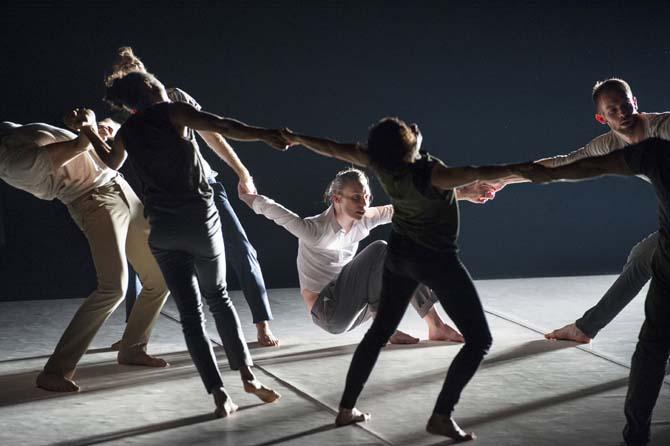 June Events - Critique sortie Danse