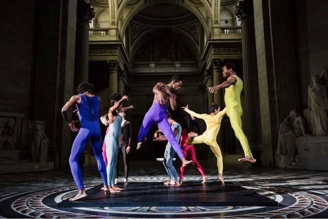 Mars en danse à la Courneuve - Critique sortie Danse