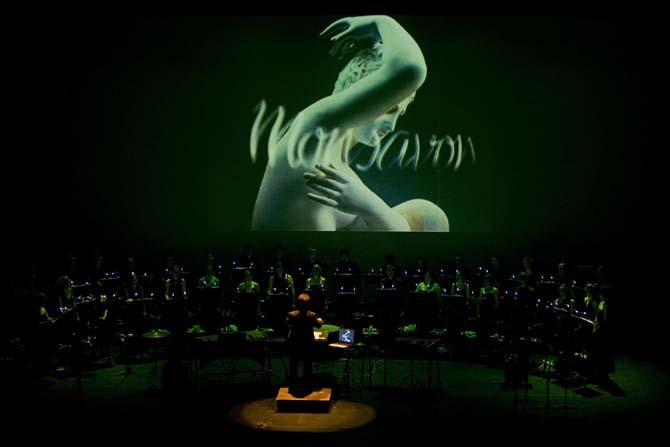 Choeur Mikrokosmos - Critique sortie Classique / Opéra Nanterre Maison de la musique de Nanterre