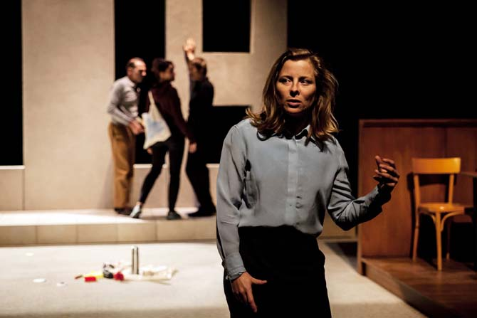 No(s) Révolution(s) - Critique sortie Théâtre Choisy-le-Roi Théâtre Paul Eluard