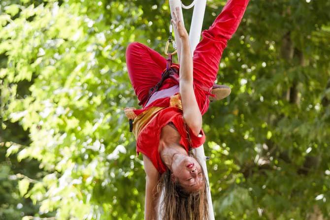 La danse verticale, pour une autre appréhension de l'espace - Critique sortie Danse