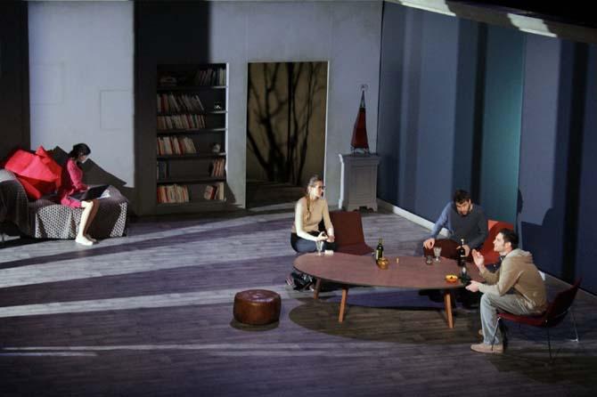 En héritage - Critique sortie Théâtre Cergy Théâtre 95