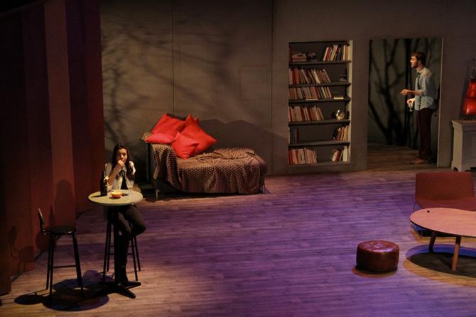 En héritage - Critique sortie Théâtre Cergy-Pontoise Théâtre 95