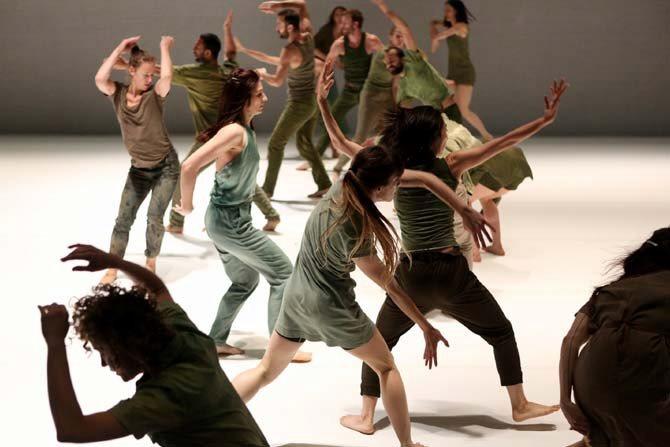 Escales Danse en Val d'Oise - Critique sortie Danse