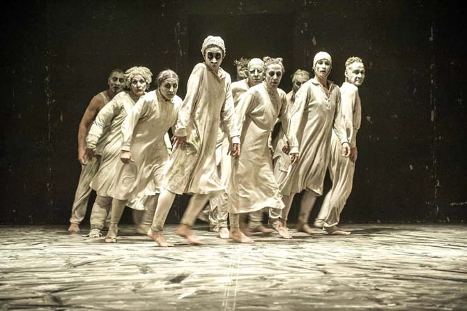 Festival Extradanse - Critique sortie Danse