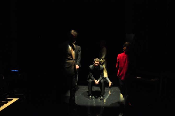 Itinéraire bis - Critique sortie Théâtre Ivry-sur-Seine Studio Casanova