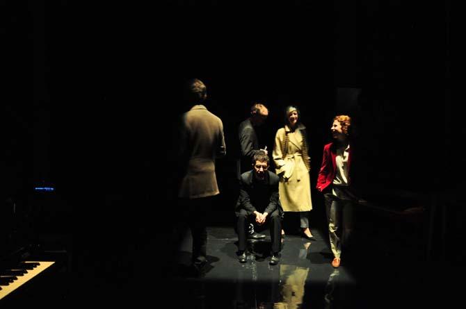 L'Adversaire - Critique sortie Théâtre Paris Théâtre Paris-Villette