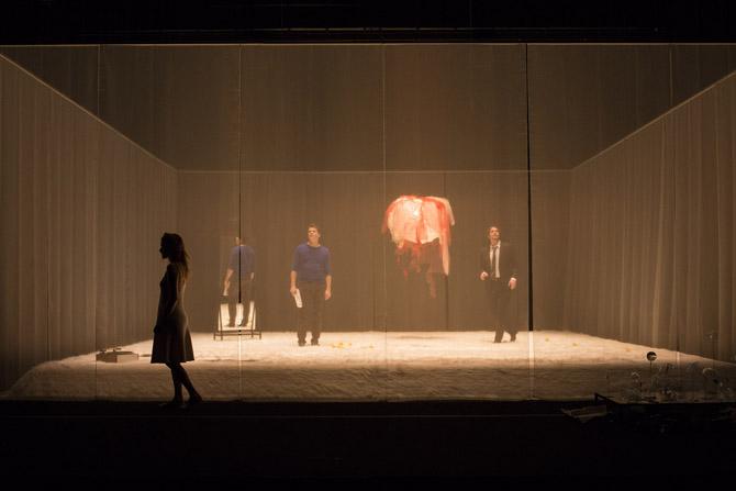 La Ménagerie de verre - Critique sortie Théâtre Paris Théâtre de la Colline
