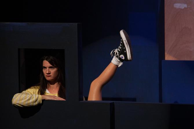 Les Inséparables - Critique sortie Théâtre Paris Théâtre Dunois