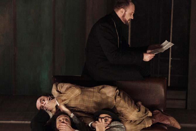 LA NUIT DES ROIS - Critique sortie Théâtre Meudon Centre des Arts de Meudon