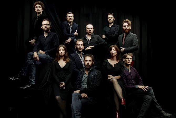 Orchestre National de Jazz - Critique sortie Jazz / Musiques Nanterre _Maison de la Musique