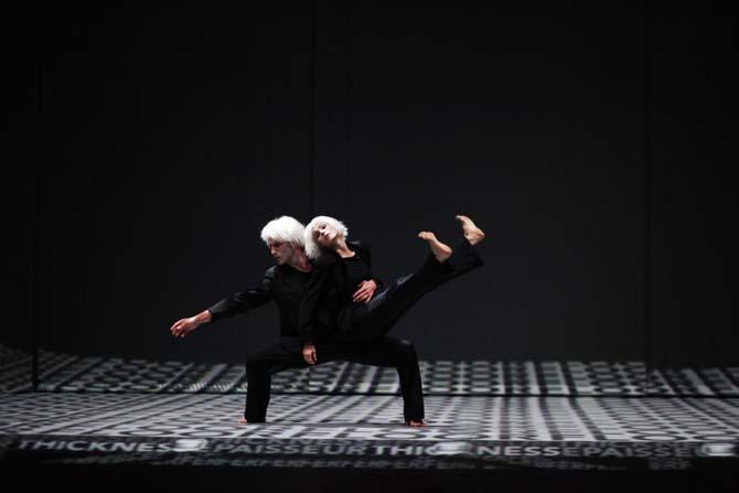 Une technologie sous contrôle - Critique sortie Danse