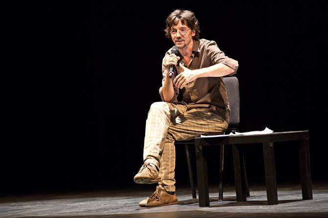 Je suis Fassbinder - Critique sortie Théâtre Strasbourg Salle Koltès