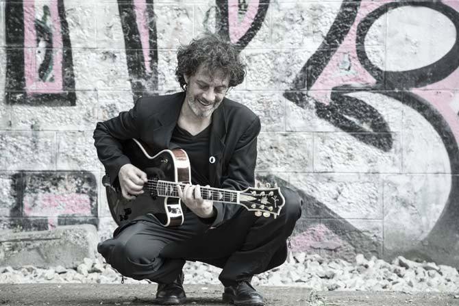 Tomas Gubitsch - Critique sortie Jazz / Musiques Noisy-le-Sec Théâtre des Bergeries
