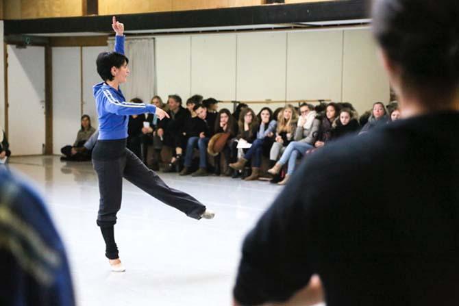 Une formation de plus en plus internationale - Critique sortie Danse