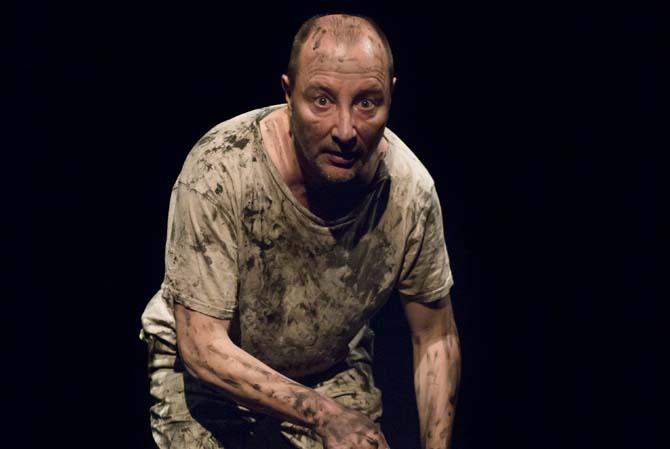 Une trop bruyante solitude - Critique sortie Théâtre Paris Théâtre de Belleville