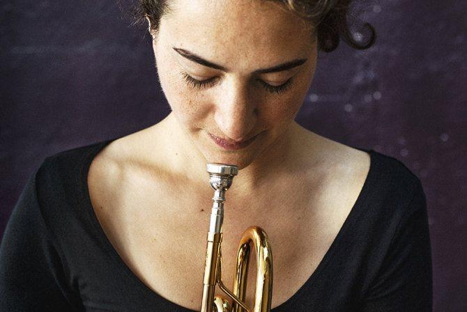 Airelle Besson, la trompettiste qui décolle - Critique sortie Jazz / Musiques Coutances Jazz sous les Pommiers