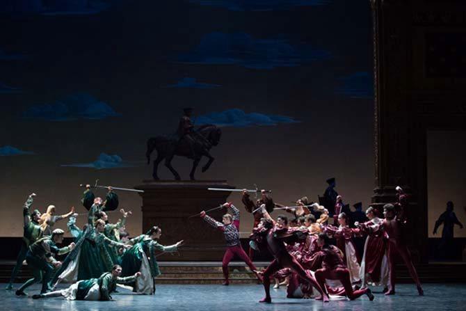 Roméo et Juliette - Critique sortie Danse Paris