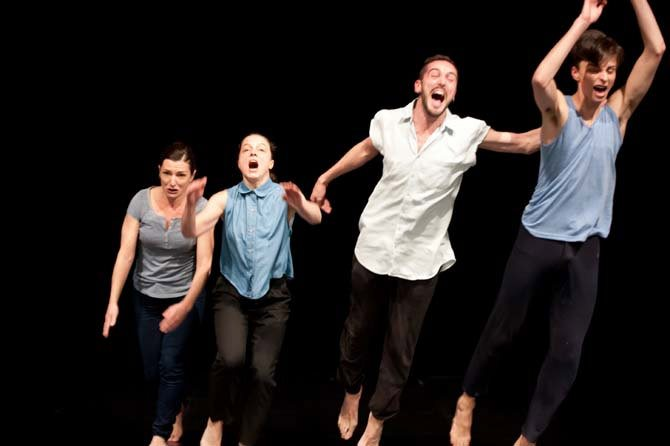 La Journée Telle Quelle - Critique sortie Danse Brétigny-sur-Orge Théâtre de Brétigny