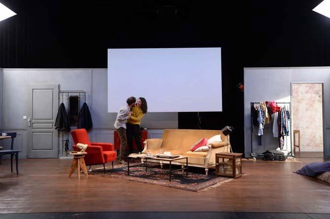 Nos serments - Critique sortie Théâtre Paris Théâtre national de la Colline