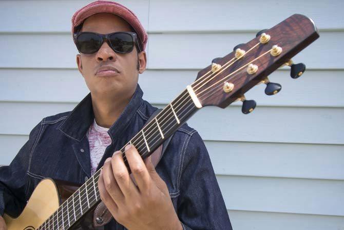 Raul Midón - Critique sortie Jazz / Musiques Nanterre Maison Daniel Féry