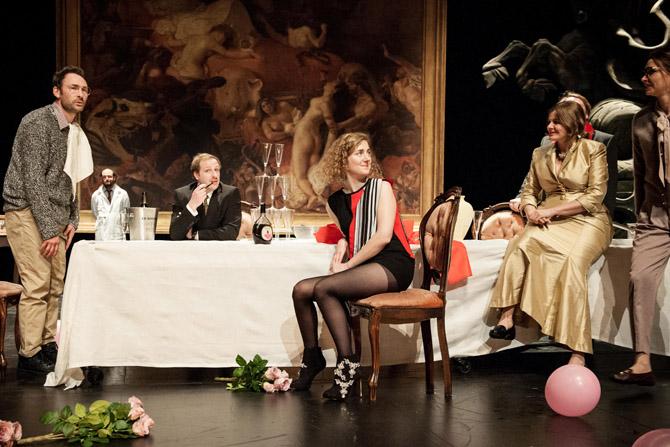 Chat en Poche - Critique sortie Théâtre Angers Le Quai – Centre dramatique national Angers