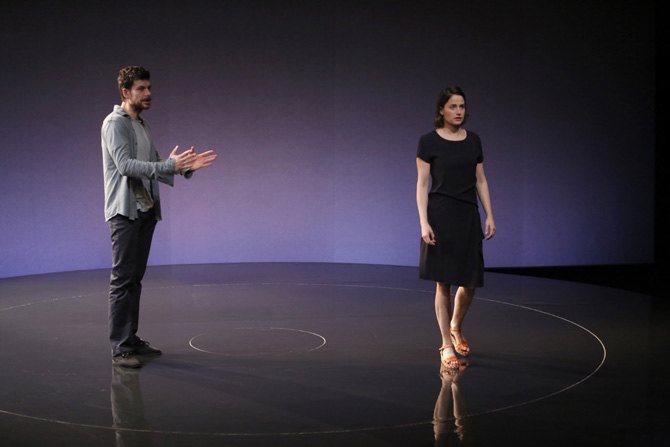Constellations - Critique sortie Théâtre Paris Théâtre du Petit Saint-Martin