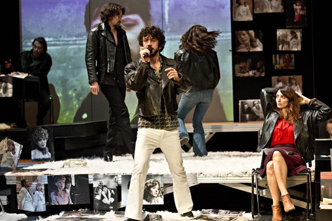Je suis Fassbinder - Critique sortie Théâtre Strasbourg Théâtre National de Strasbourg