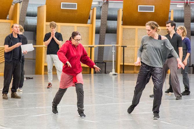 Les applaudissements ne se mangent pas - Critique sortie Danse Paris Palais Garnier