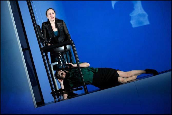 Louise elle est folle / Déplace le ciel - Critique sortie Théâtre Ivry-sur-Seine Studio Casanova