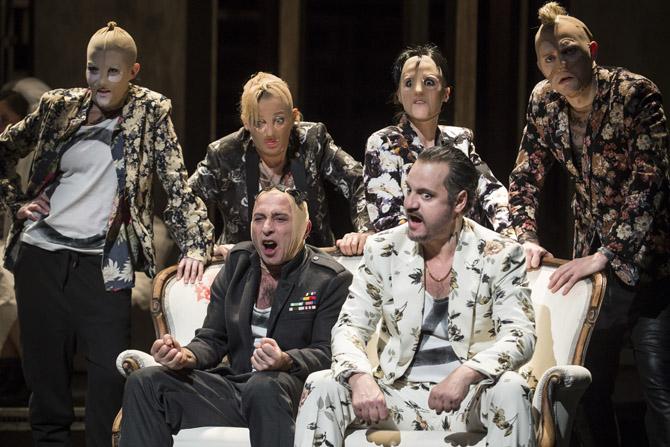 L'Opéra de Quat'Sous - Critique sortie Théâtre Malakoff Théâtre 71