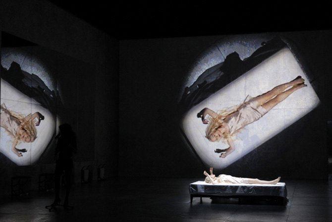 Phèdre(s) - Critique sortie Théâtre Paris Odéon-Théâtre de l'Europe