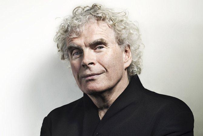 Sir Simon Rattle - Critique sortie Classique / Opéra Paris Philharmonie