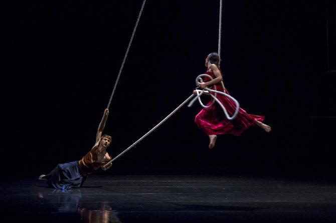 Tristan & Isolde : Salue pour moi le monde ! - Critique sortie Danse Sceaux Les Gémeaux