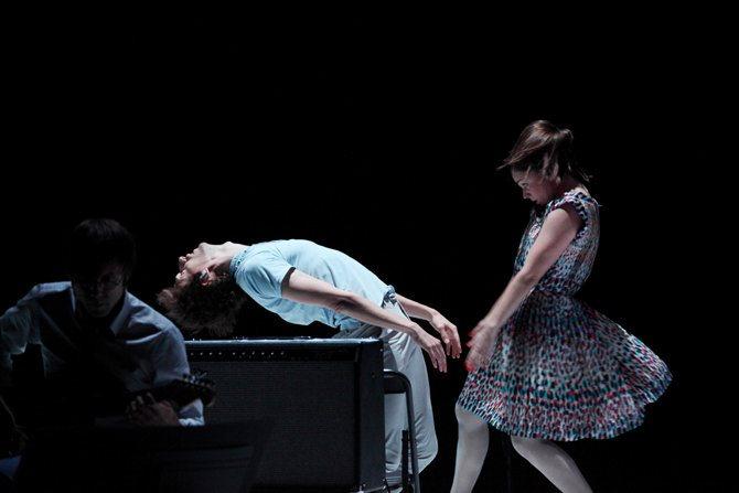 Poetry - Critique sortie Danse Paris Théâtre national de Chaillot