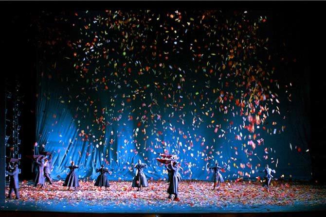 Barockissimo - Critique sortie Classique / Opéra Moulins Centre national du costume de scène